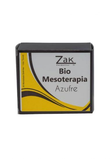 Bio Mesoterapia Azufre 30 amp. 2ml