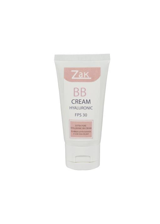 BB Cream Hyaluronic FPS 30, 50 ml.