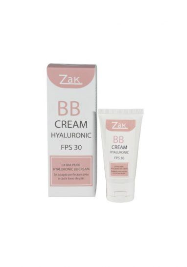 BB Cream Hyaluronic FPS 30, 50 ml.