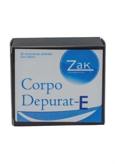 Corpo Depurat-E 30 ampollas 2ml