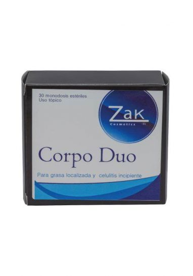 Corpo duo 30 amp. 2 ml.