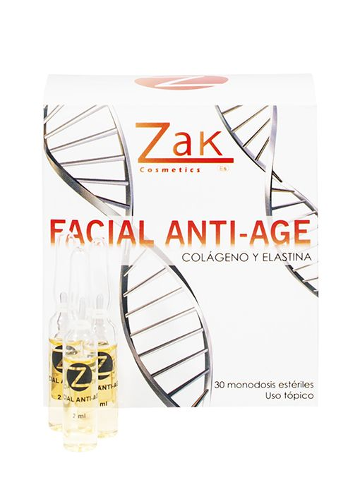 Facial anti-age 30amp. 2 ml.