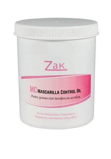 Mascarilla control oil 400grs