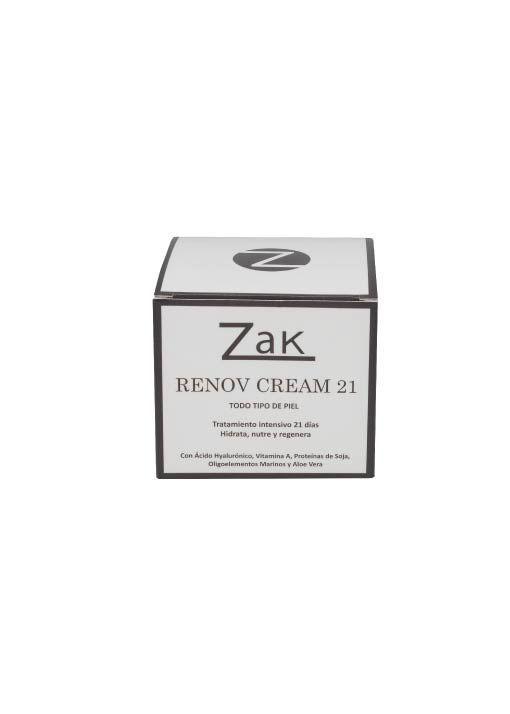 Renov cream 21 todo tipo de piel 50 ml.