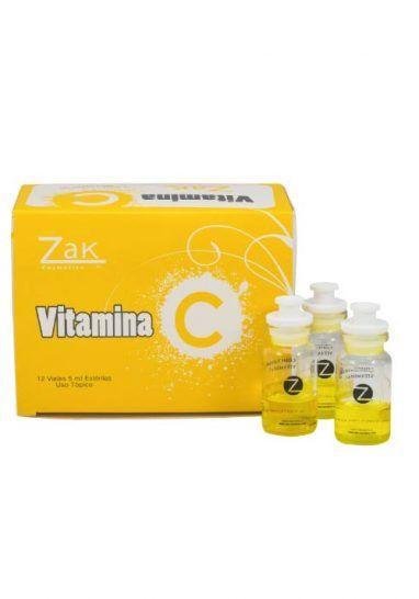 Ampollas de Vitamina C