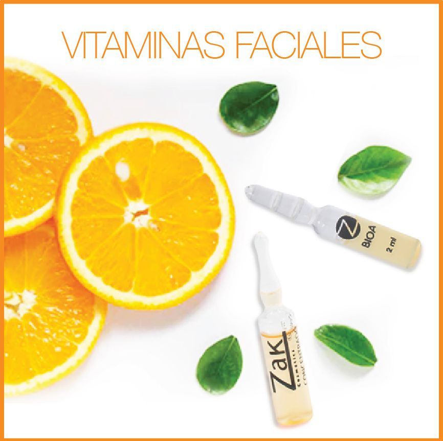 Vitaminas Faciales